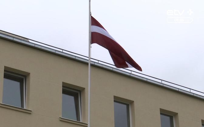 Эпидемиологическая ситуация в Латвии плохая.
