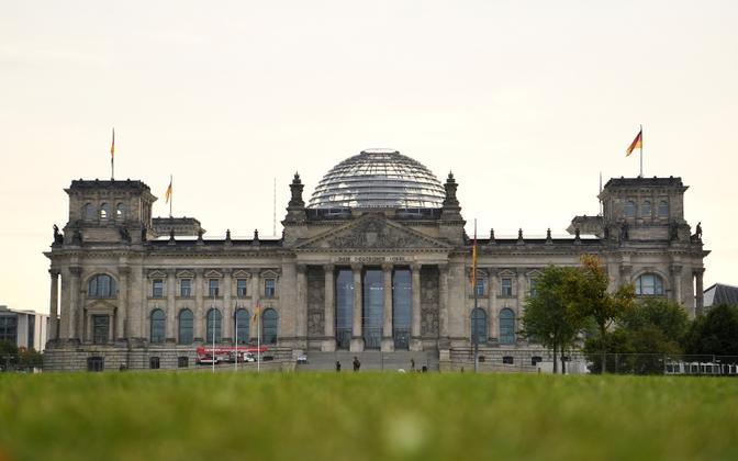 Saksamaa parlament