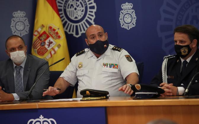 Euroopa politseijõudude pressikonverents