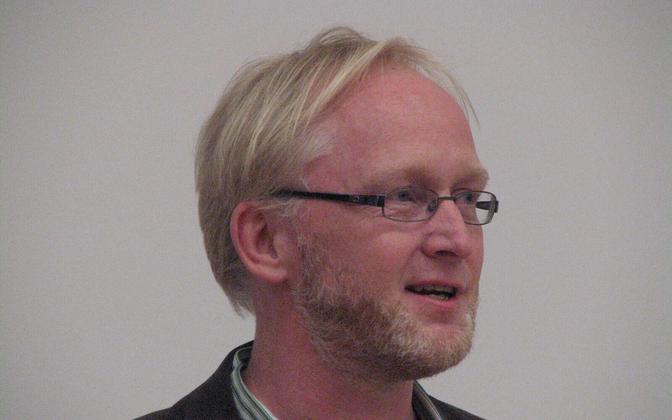 Tallinna Ülikooli ajalooprofessor Karsten Brüggemann.