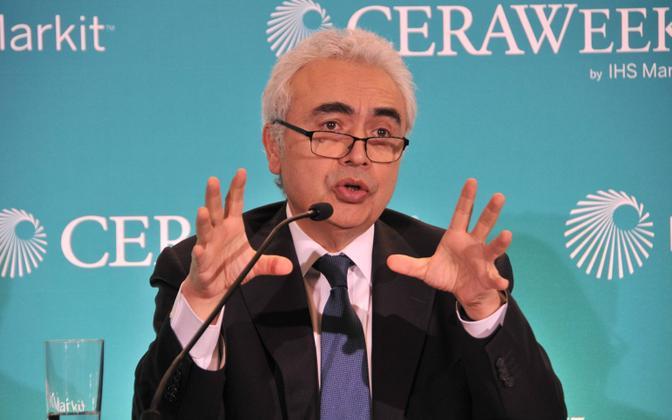 IEA tegevdirektor Fatih Birol.