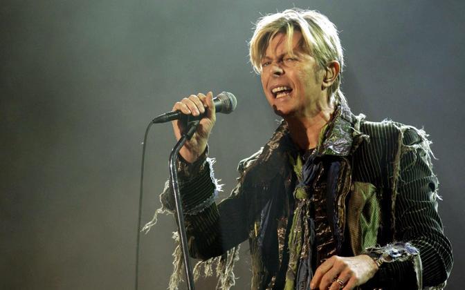 David Bowie 2004. aastal.