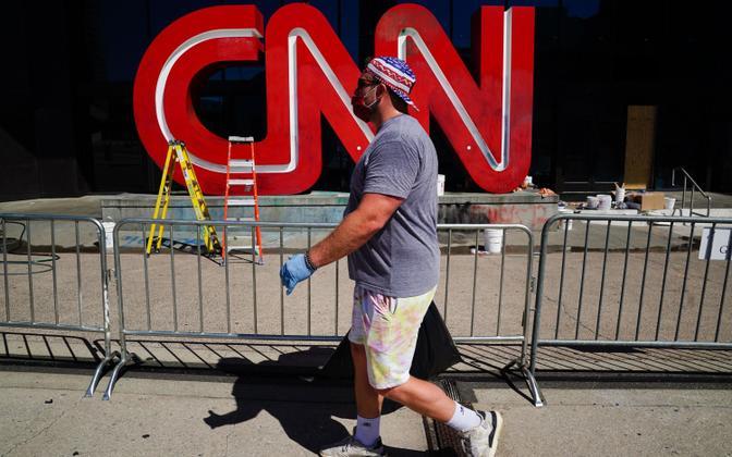USA telekanal CNN