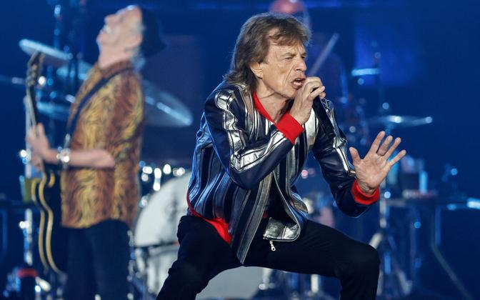 The Rolling Stonesi kontsert Missouris St. Louises.