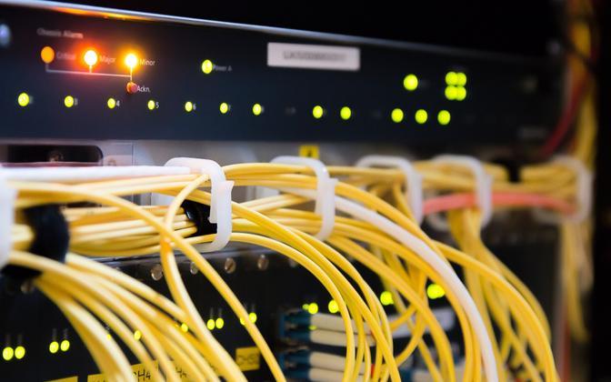 Государственный сектор цифровых услуг финансируется в Эстонии недостаточно. Иллюстративная фотография.
