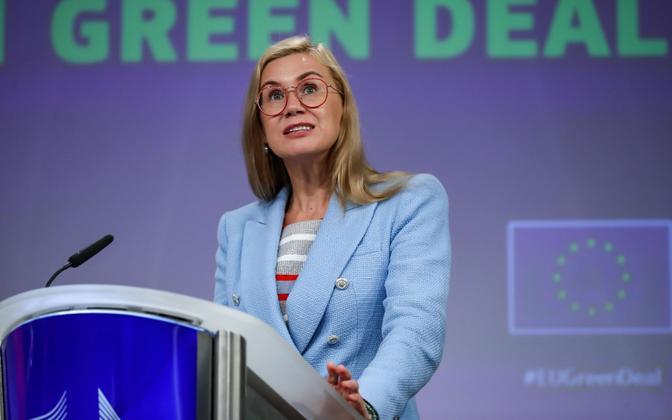 Euroopa Komisjoni energeetikavolinik Kadri Simson
