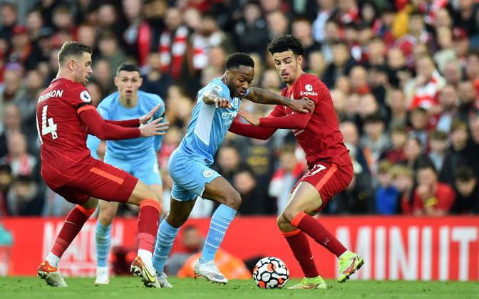 Liverpool FC - Manchester City