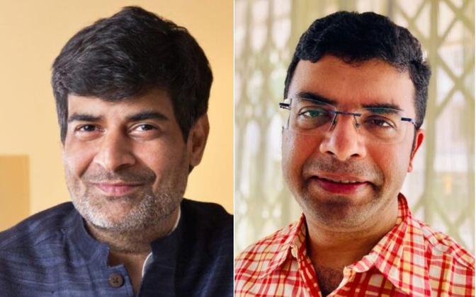 Samir Saran ja Kalpit A. Mankikar