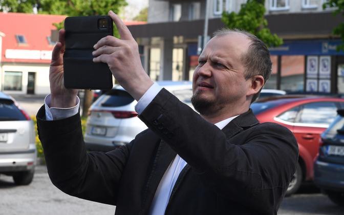 EKRE MP Anti Poolamets.