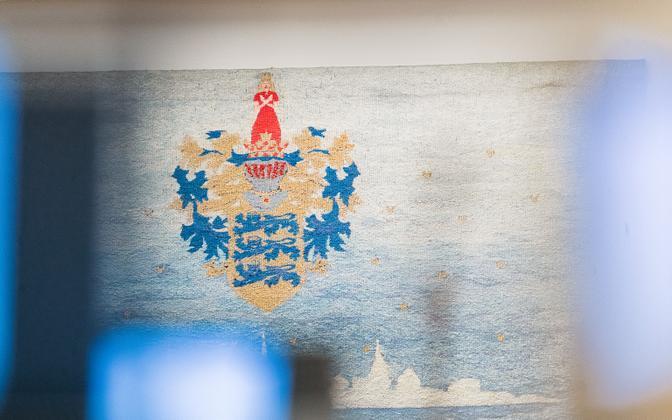 Tallinn City Council office.