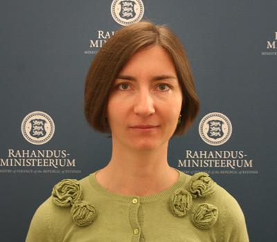 Вице-канцлер по налоговой и таможенной политике Министерства финансов Хелен Пахапилль.
