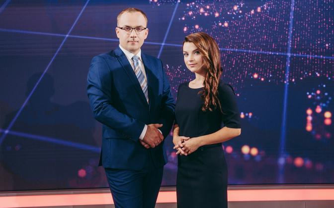 Nikolai Loštšin ja Uljana Kuzmina