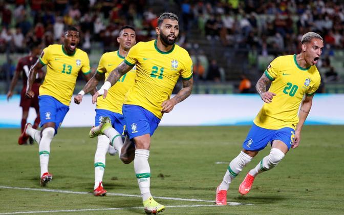 Brasiilia - Venetsueela