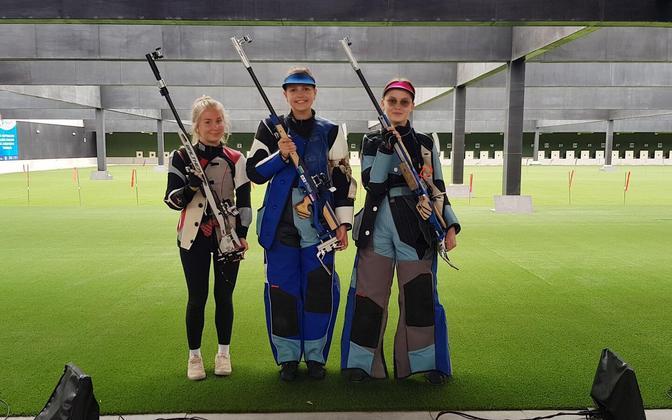 Eesti naisjuunioride võistkond