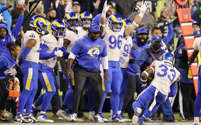 Los Angeles Ramsi meeskond
