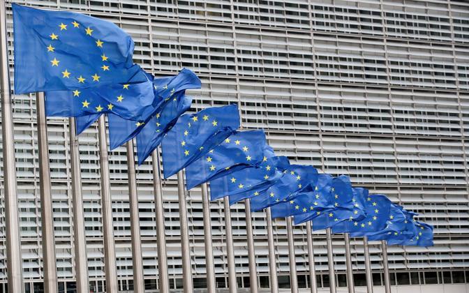 Euroopa Komisjoni peakontor.