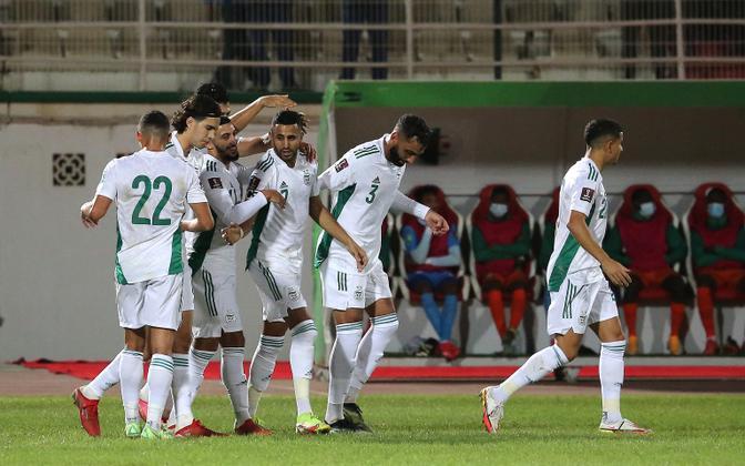 Alžeeria jalgpallikoondis