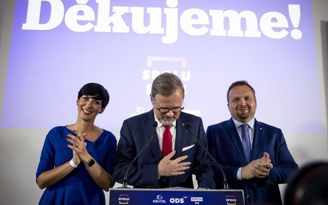 Кандидат в премьеры от коалиции