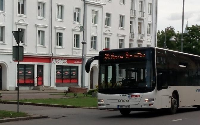 Автобусы перейдут на новое расписание.
