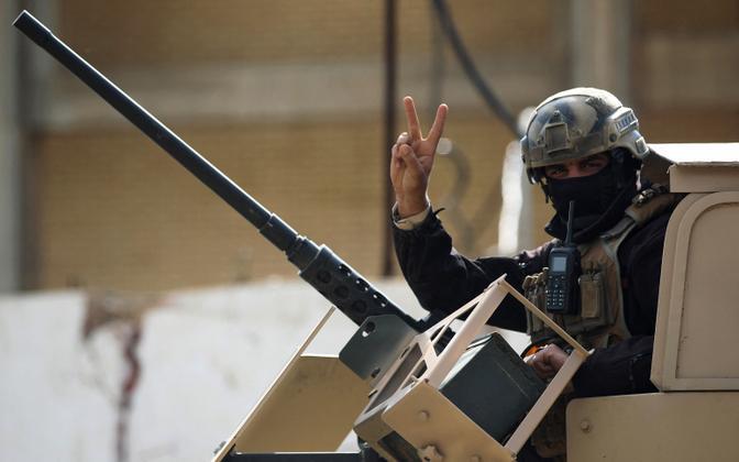 Iraagi sõjaväelane