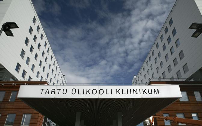 Клиника Тартуского университета вынуждена ограничить плановое лечение..
