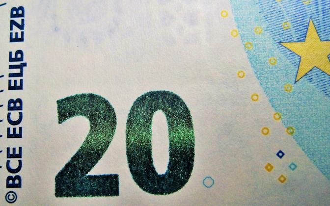 Псобие за вакцинацию составит в Латвии 20 евро. Иллюстративная фотография.