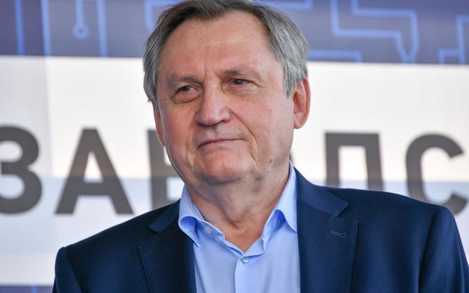 Venemaa energiaminister Nikolai Šulginov