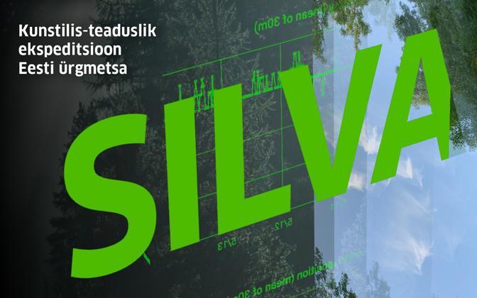 """360° ruumiinstallatsioon """"Silva"""""""